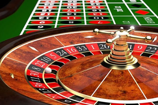 Luật chơi game roulette